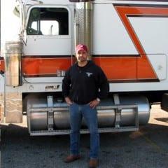 Truck Driving School Graduate Michael Slaughter: July 2010