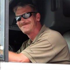 Truck Driving School Graduate Luke Schaberl: December 2009
