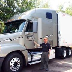 Truck Driving School Graduate Scott Egan-Wyer: August 2009