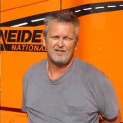Truck Driving School Graduate Steven Simpson: December 2008