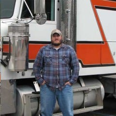 Truck Driving School Graduate Thomas Shipley: April 2011
