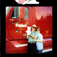 Truck Driving School Graduates Gilbert and Rita Nichols: December 2004