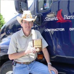 Truck Driving School Graduate Homer A Dennewitz: December 2003