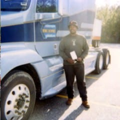 Truck Driving School Graduate Fenton J Hadley: October 2003