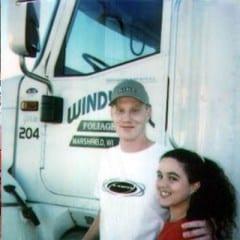 Truck Driving School Graduate Galen Lee Matthews: July 2002