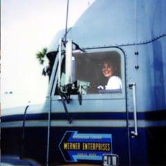 Truck Driving School Graduate Debbie Hanning: March 2002