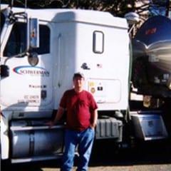Truck Driving School Graduate Dan McDaniel: December 2001