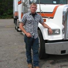 Truck Driving School Graduate Jacob Short: May 2012
