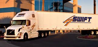 Swift Transportation truck