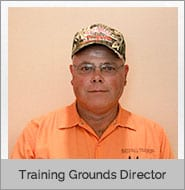 Mike Adams, Training Grounds Director