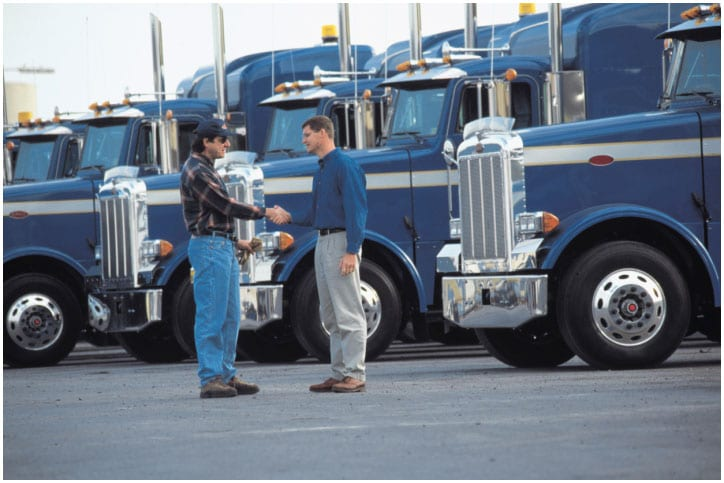 CDL training provides a Career for a Lifetime
