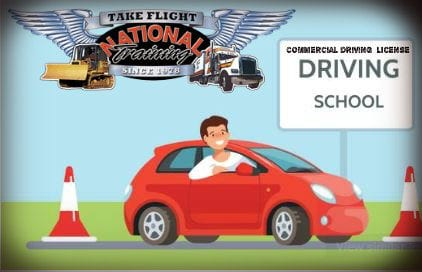 cdl truck driving school near me